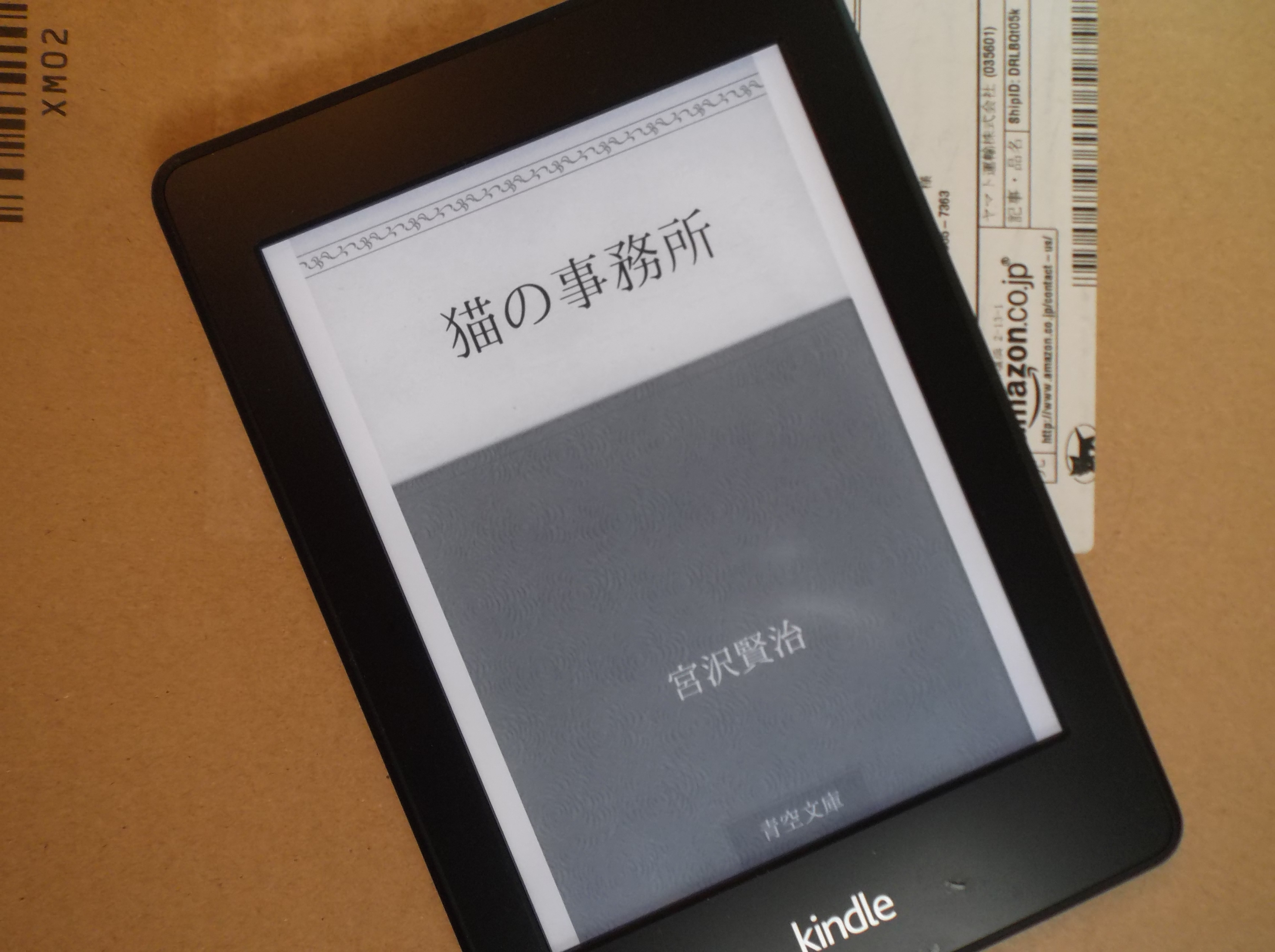 Got This Free Public Domain Book Not Planning To Read It, Just Playing  With The Kindle